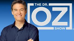 My new blog on the  Dr Oz site